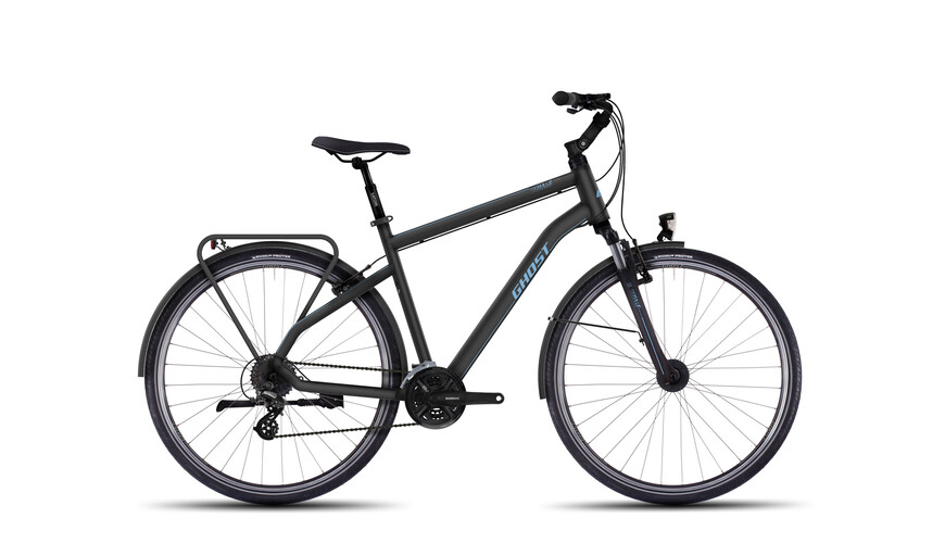 Ghost Square Trekking 1 - Bicicletas trekking Hombre - azul/negro